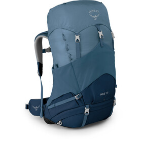 Osprey Ace 38 Zaino Bambino, blue hills